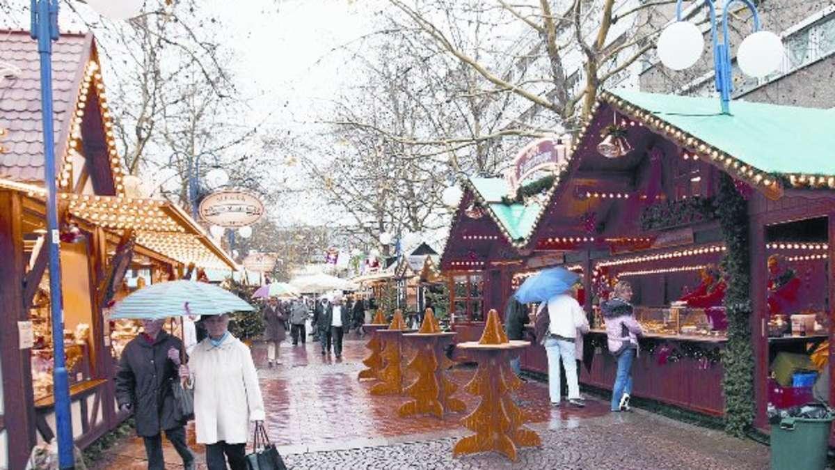 Offenbach Weihnachtsmarkt.Weihnachtsmarkt Verschönerung Mit Nebenwirkungen Aber Ohne