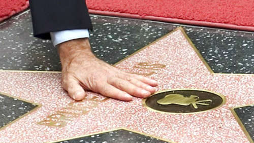 Roy Orbison: Stern auf dem Walk of Fame