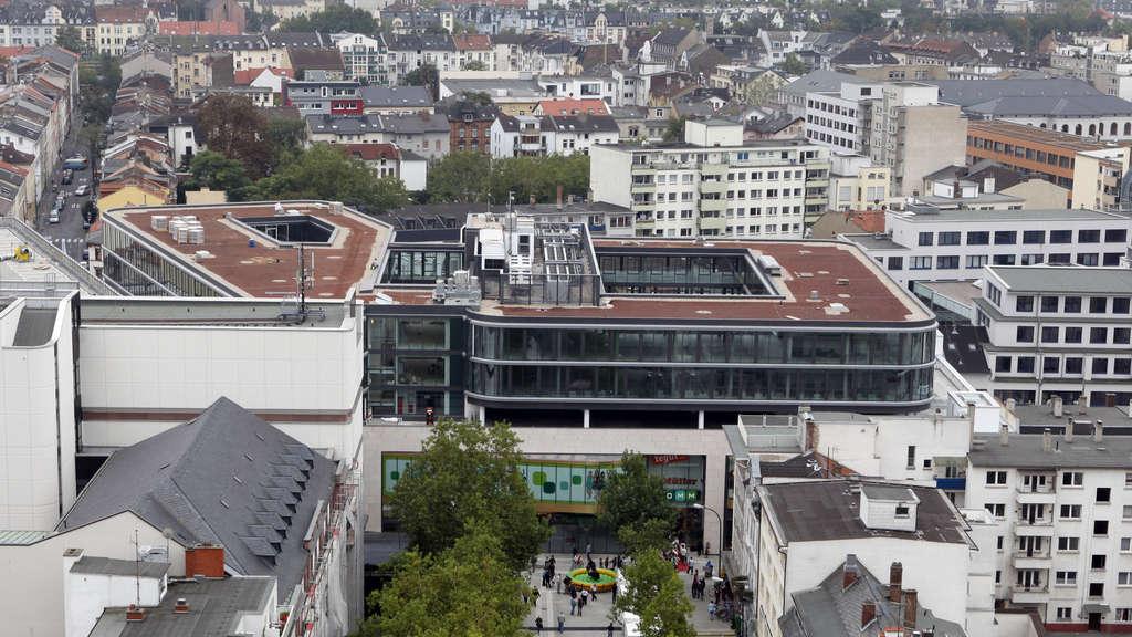 Studie bescheinigt offenbacher innenstadt attraktivit t for Uni offenbach