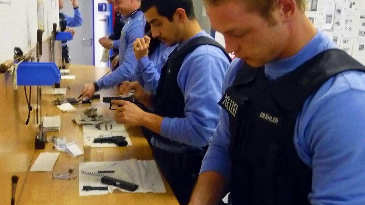 Hessische Bereitschaftspolizei