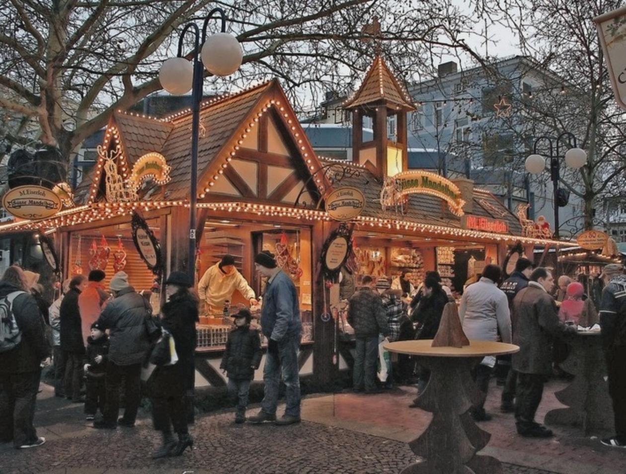 Offenbach Weihnachtsmarkt.Händler Auf Weihnachtsmarkt Zur Halbzeit Ganz Zufrieden