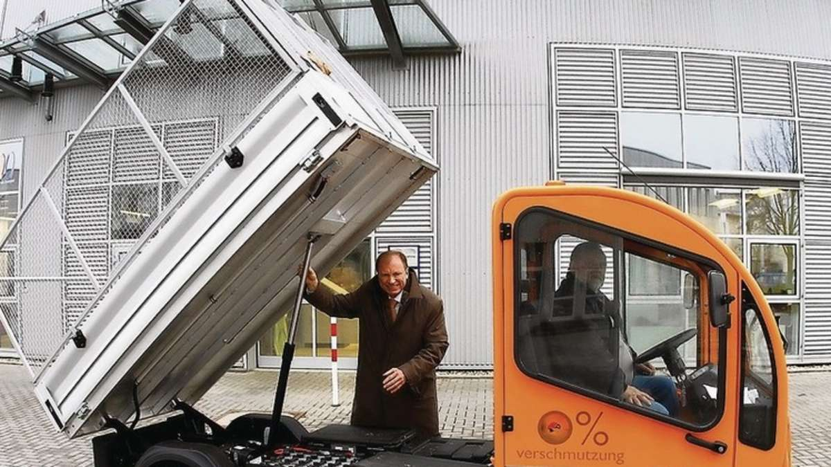 Stadtwerke und KBL setzen Elektroauto ein / Reichweite 100 Kilometer ...