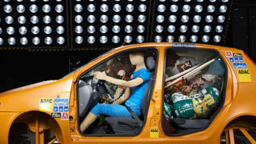 ADAC-Test: Baumarkt-Crashtest