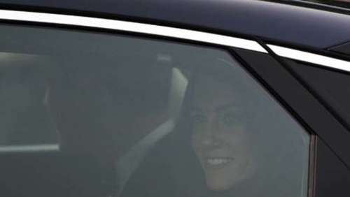 Party im Palast - Kate & William feiern weiter