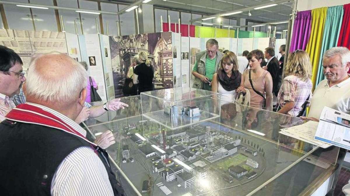 Allessa chemie vermacht stadt ihr werksmuseum exponate for Depot offenbach
