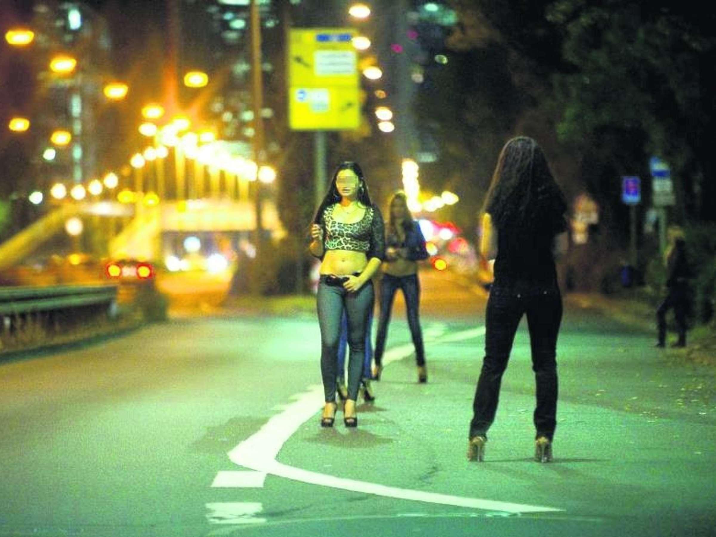 Am main frankfurt strassenstrich Frankfurt: Prostitution