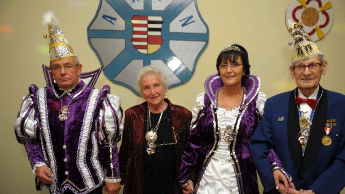 Inthronisation des Prinzenpaars in Neu-Isenburg zur Fastnacht 2012 ...