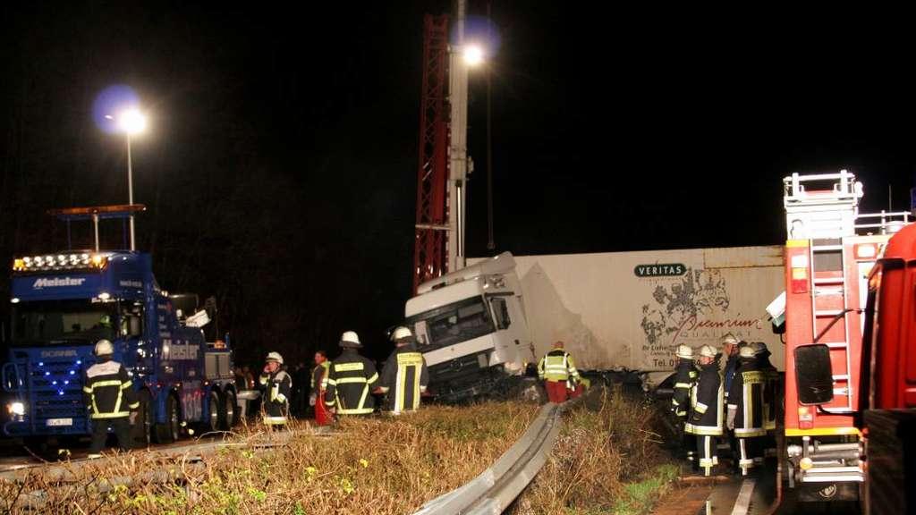 Unfall Dieburg