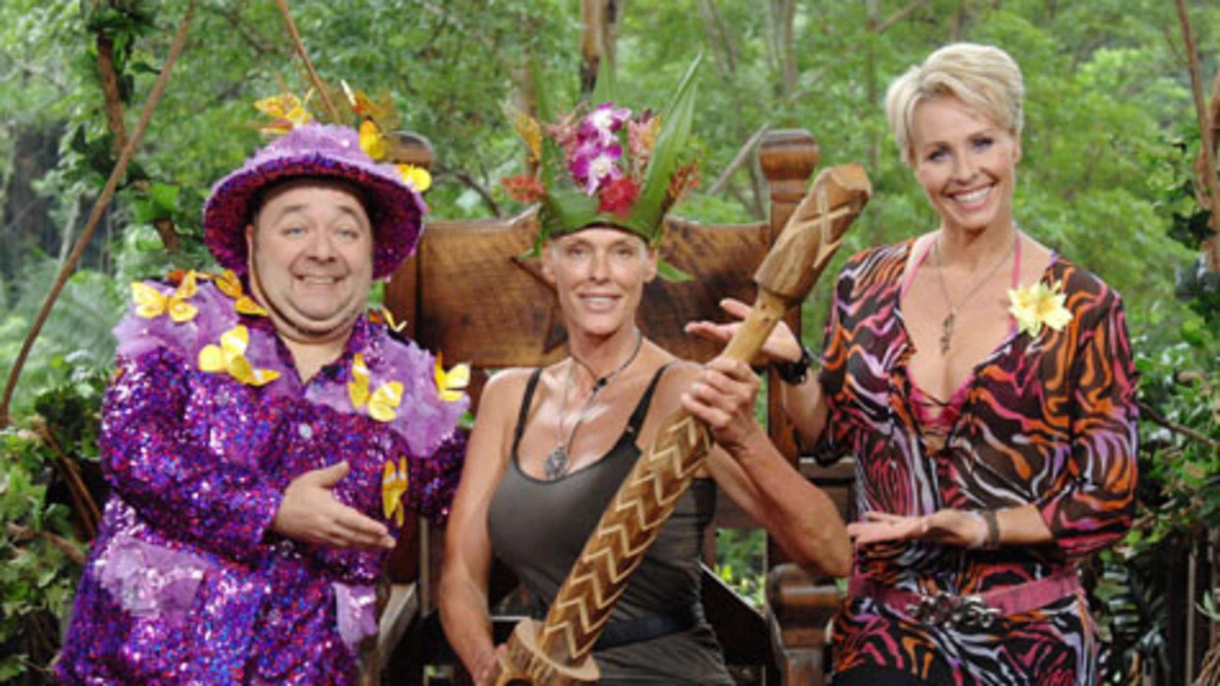 Rtl Brigitte Nielsen Ist Die Neue Dschungelkonigin Film