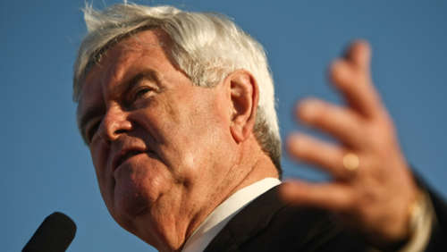 Komponist will Gingrich