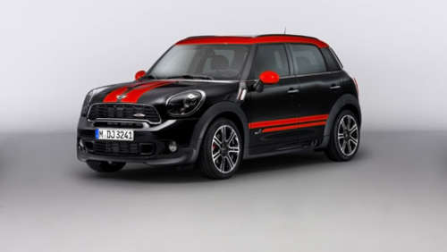 218 PS: Der Mini John Cooper Works Countryman