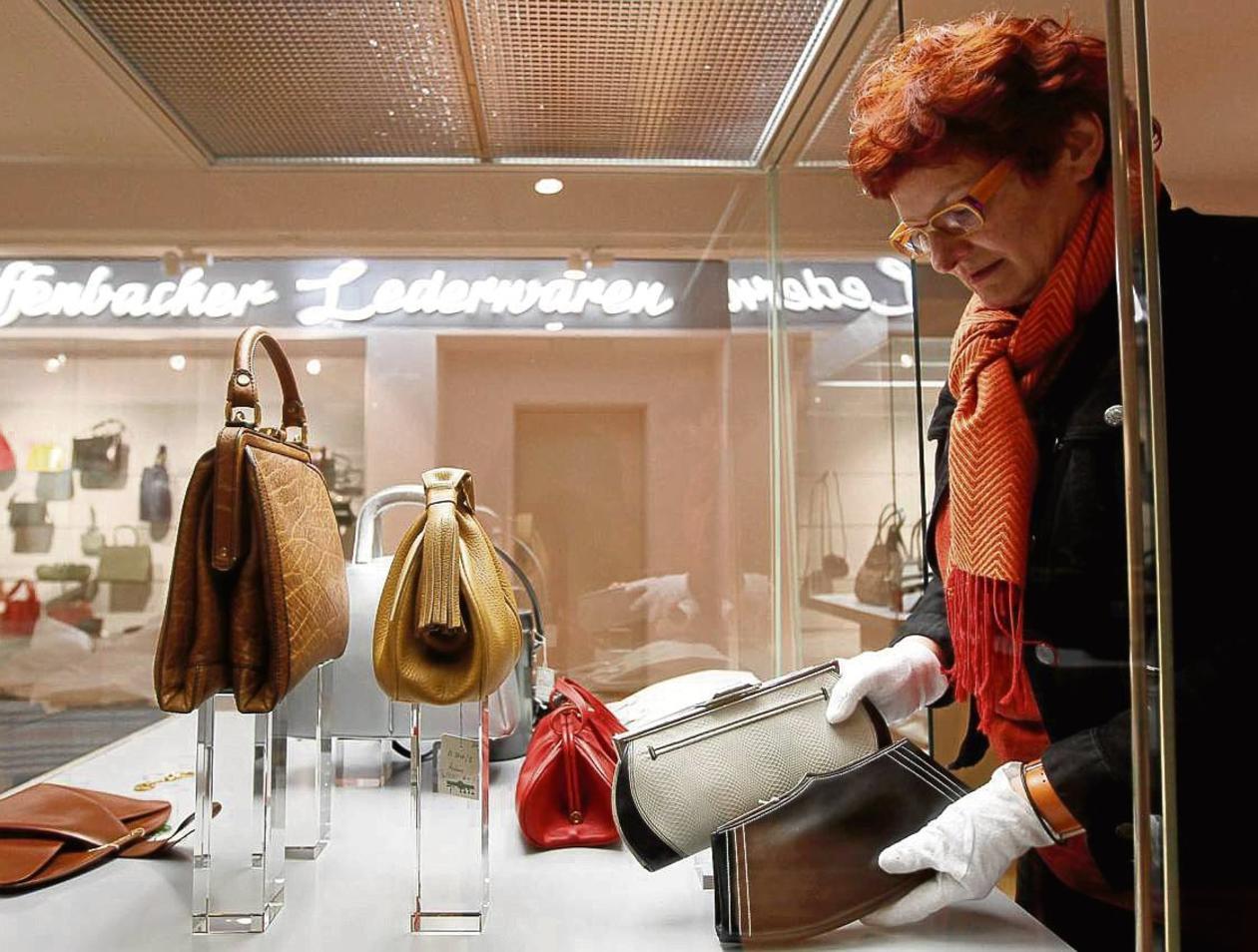 Neuer Offenbach Saal Im Wird Ledermuseum Eröffnet CdexBoWr