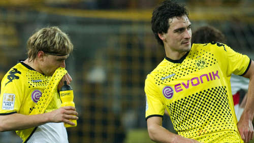 Hummels: Cooler Konter nach Sticherleien