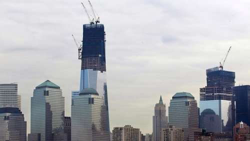 One World Trade Center setzt neue Maßstäbe