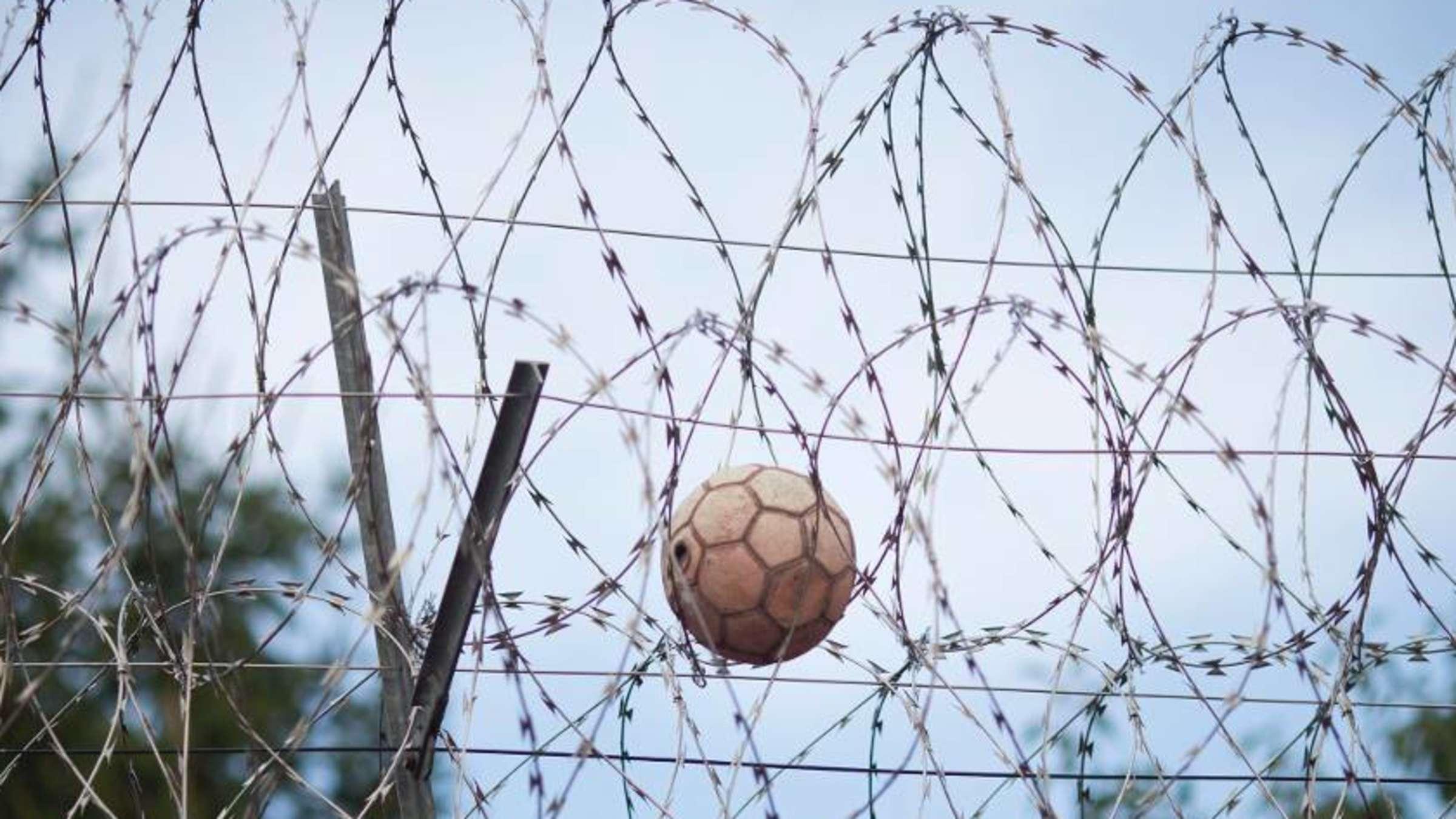 Gefangnis Haftlinge Werden Fussball Trainer Im Knast