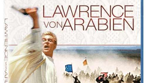 "Bluray ""Lawrence von Arabien"" in der Verlosung"