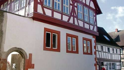 Altes Haus in neuem Glanz
