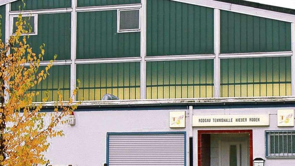 Tennishalle Nieder Roden