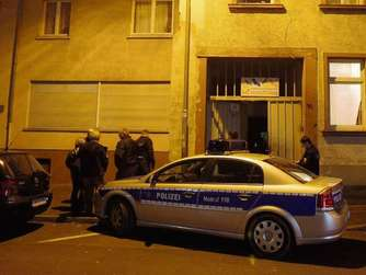Gro einsatz der polizei in offenbach schwarzarbeit for Ui offenbach