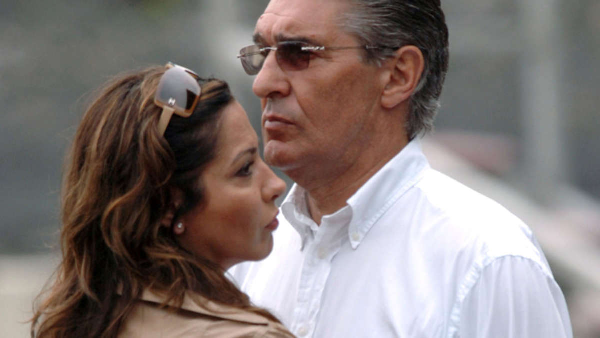 Rudi Assauer Tochter Bei Simone Thomalla Schaltet Er Ab Boulevard