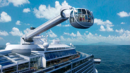 """Quantum of the Seas"""
