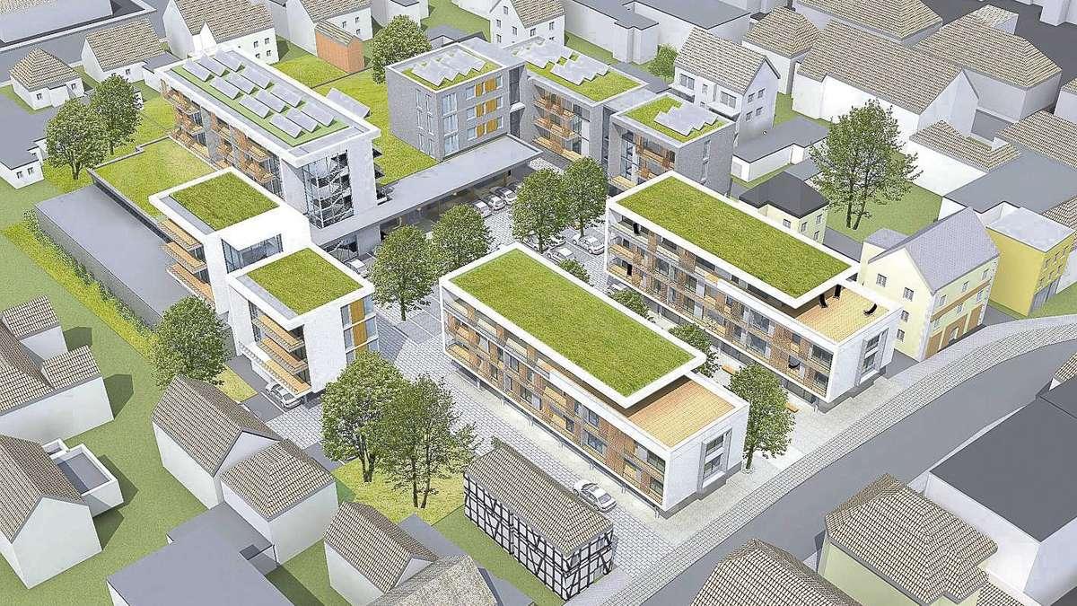 Neue mitte in sprendlingen architekt markus rathke for Architekt gastronomie