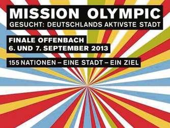 Offenbach sucht viele flei ige helferlein volunteers bei for Ui offenbach