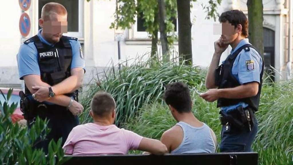 Offenbach Polizei