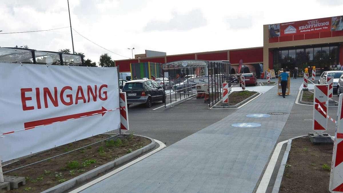 Neuer rewe markt in egelsbach will eigene zufahrt von k168 for Rewe obertshausen