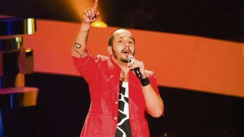 "Agatino Sciurti bei ""The Voice of Germany"" dabei"