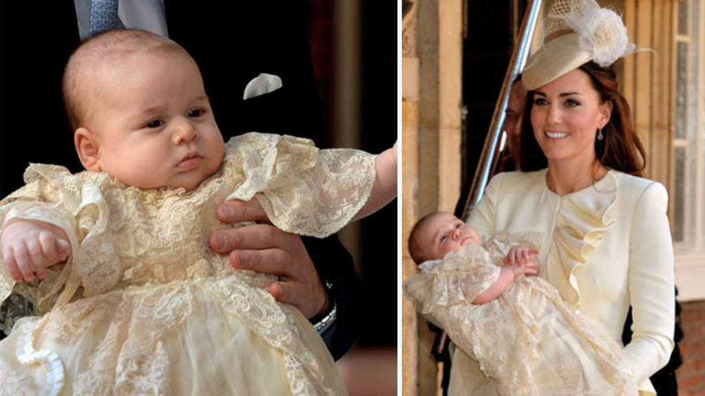 Kate Middleton, Prinz George