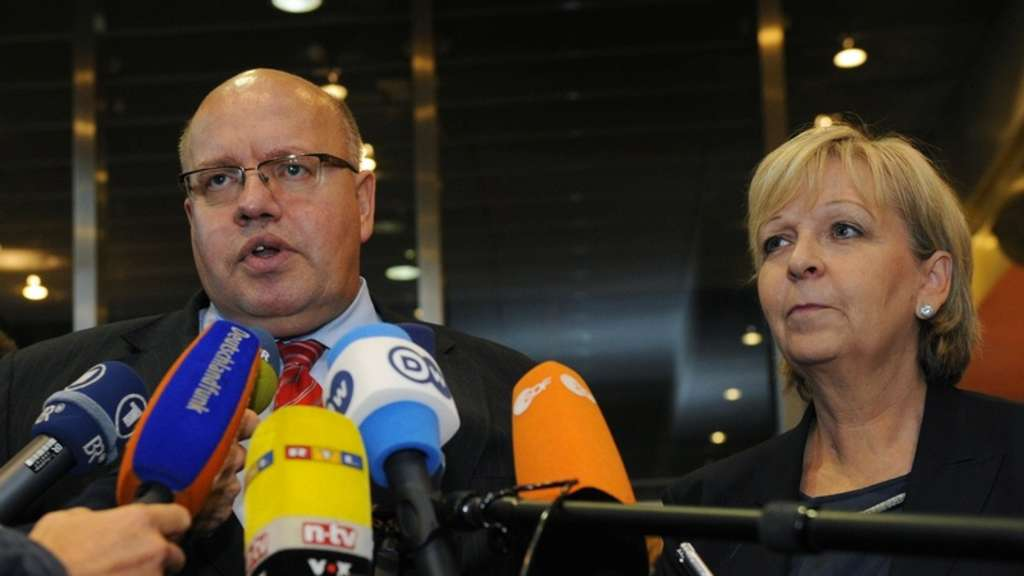 Peter Altmaier, Hannelore Kraft