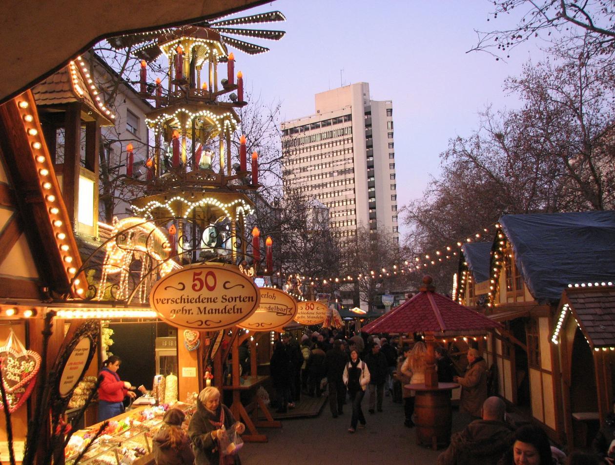 Offenbach Weihnachtsmarkt.Weihnachtsmarkt In Offenbach 2013 In Bildern Offenbach