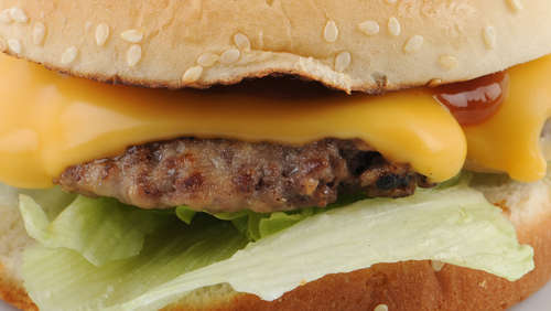 McDonalds-Website nannte Cheeseburger ungesund