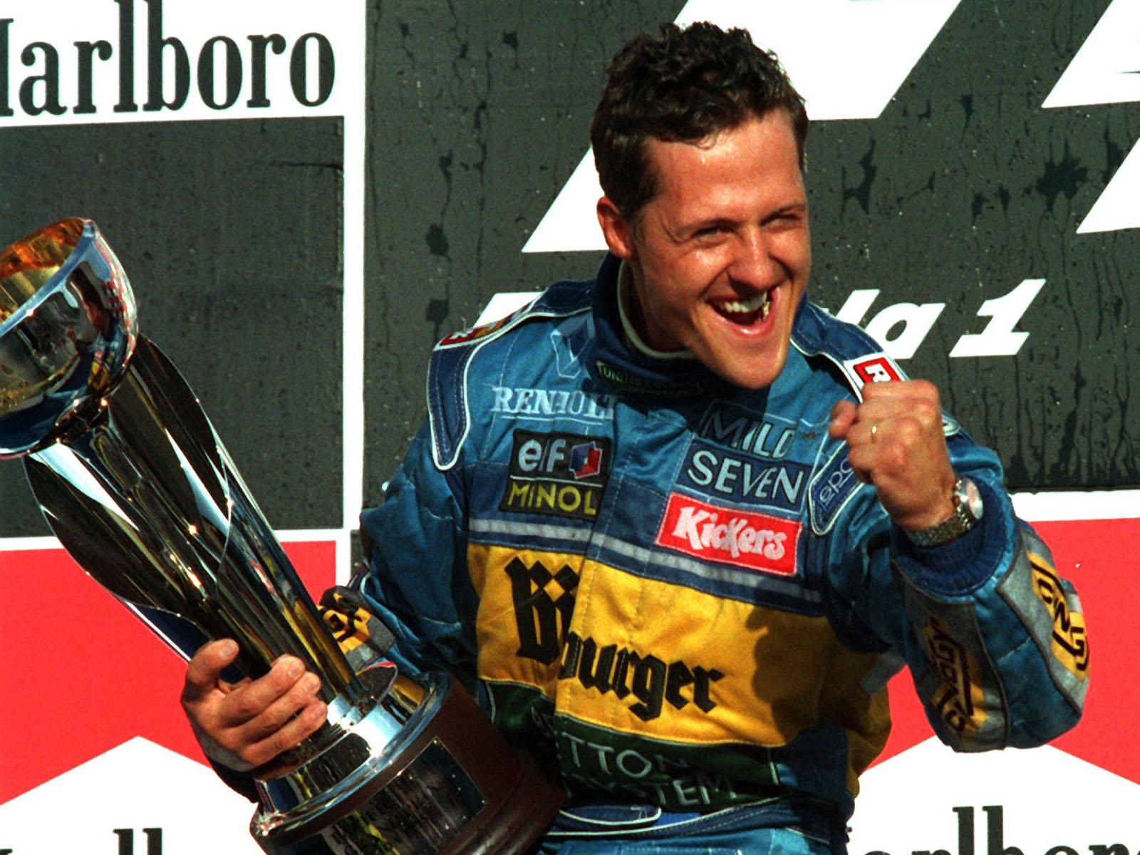 Michael Schumacher Nach Unfall In Koma Besuch Nur Von Familie Mehr Sport