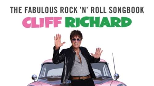 Neues Album von Cliff Richard in der Verlosung
