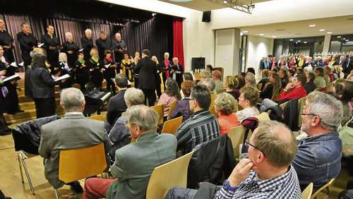 Singen in allen Lebenslagen