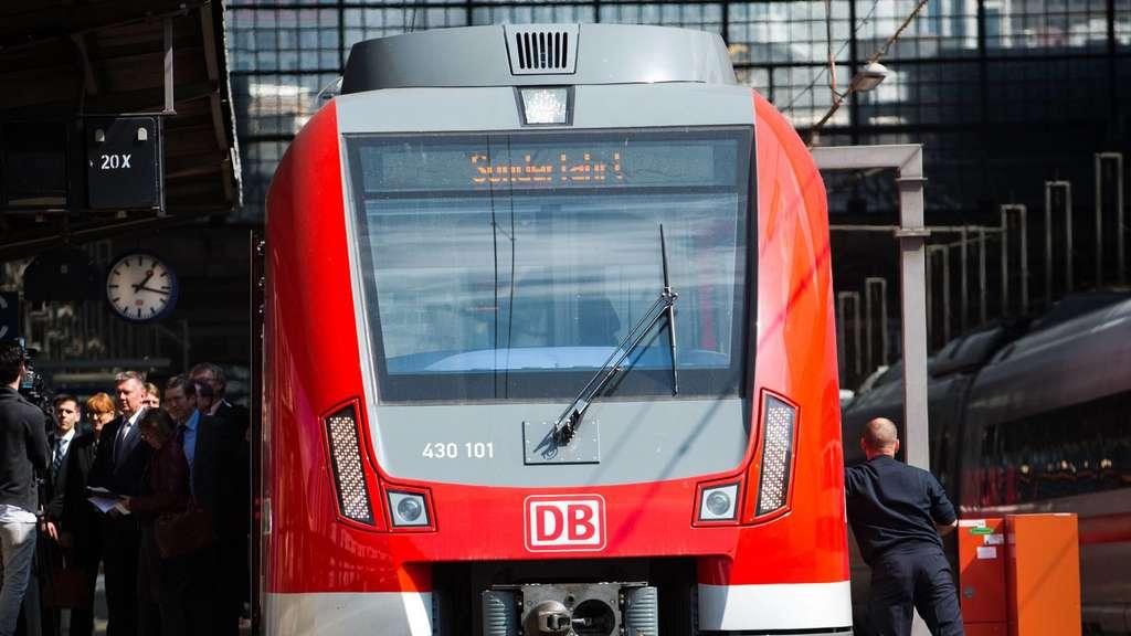 Züge Des Nahverkehrs