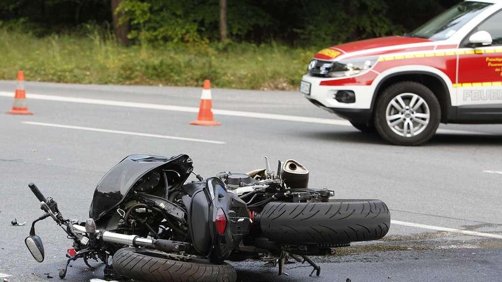 Motorradunfall Heute Hessen