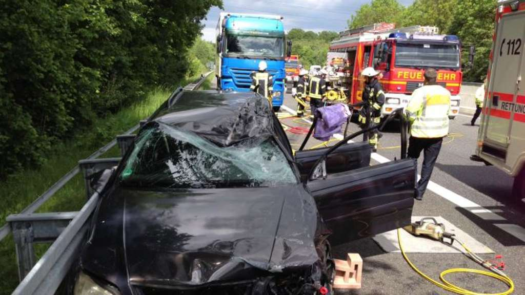 A661 Unfall Heute