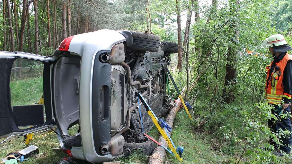 Unfall B45 Rodgau Heute