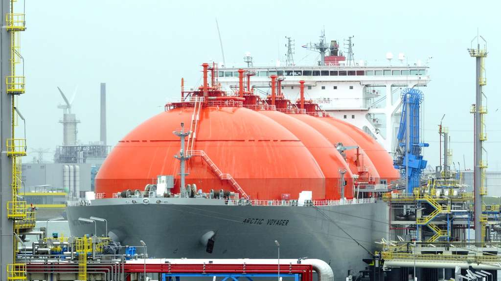 Liquefied Natural Gas
