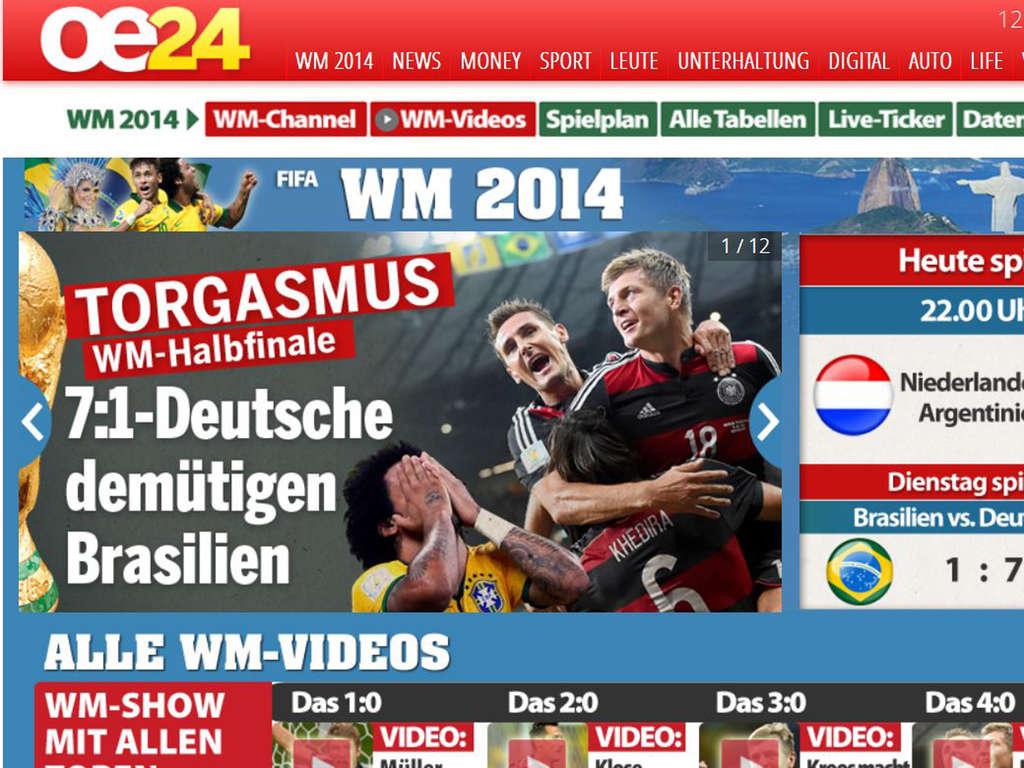 Wm 2014 Spass Video Zeigt Deutschland Gala Ohne Brasilianer