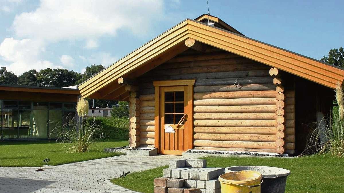 """Sanierung der Sauna im """"monte mare Obertshausen"""