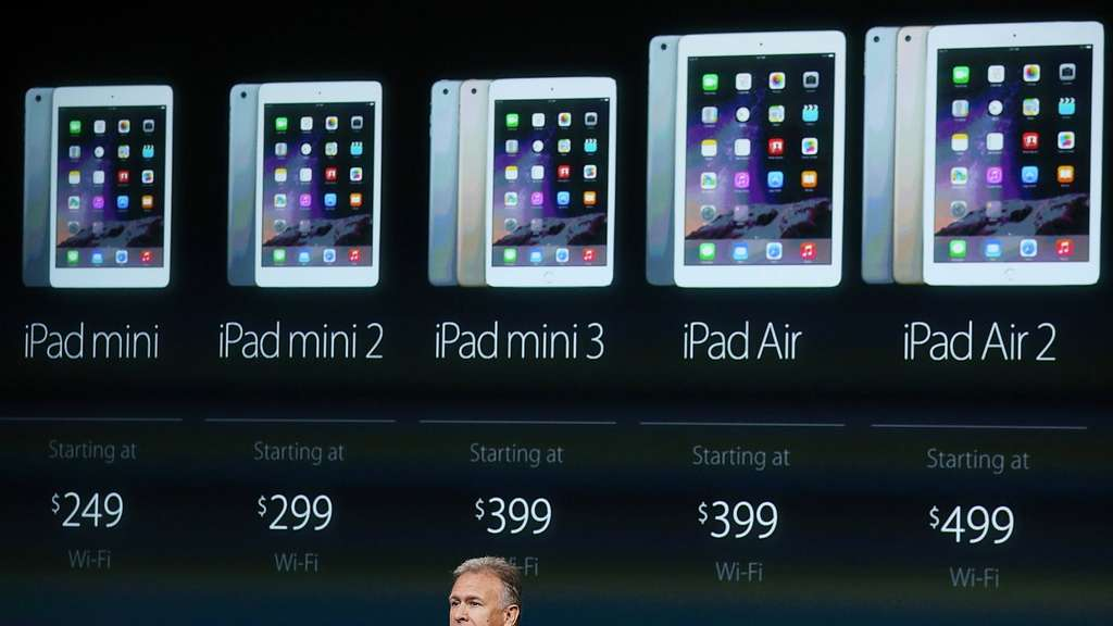 Apple, iPad Air 2