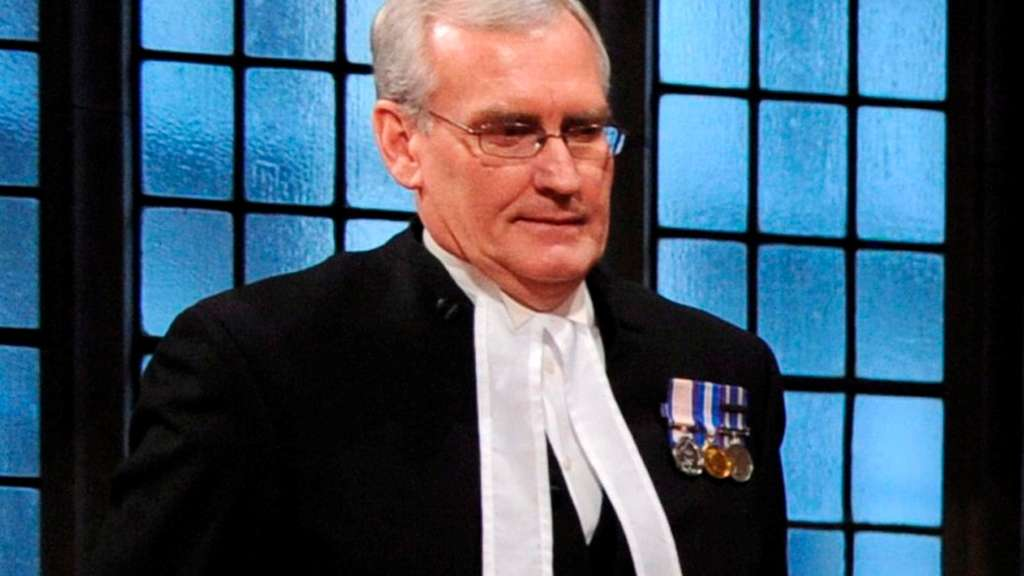 Kevin Vickers