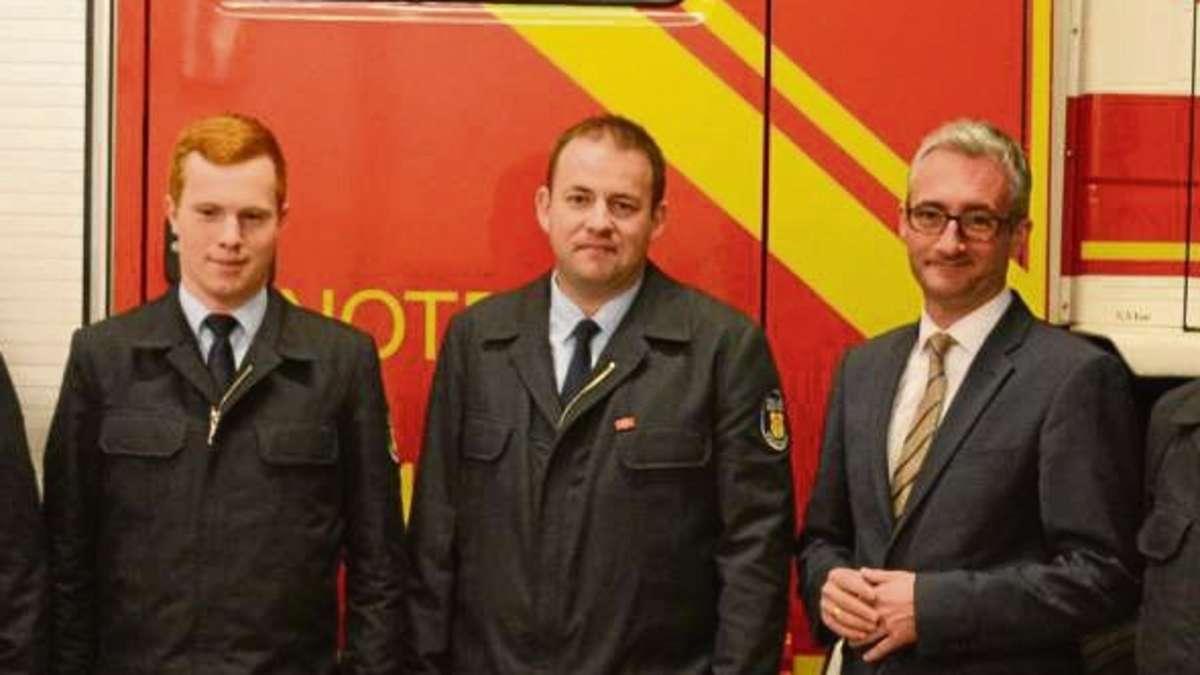 Feuerwehr Ober-Roden: Klagen über Personalmangel und überalterte ...