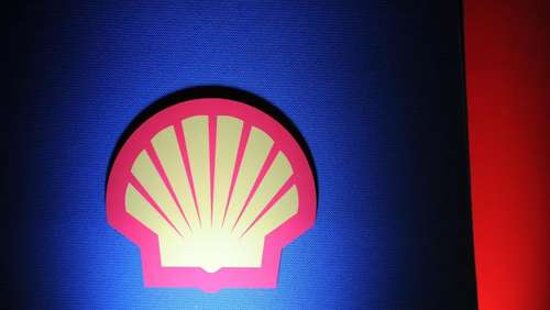 Royal Dutch Shell mit Gewinneinbruch