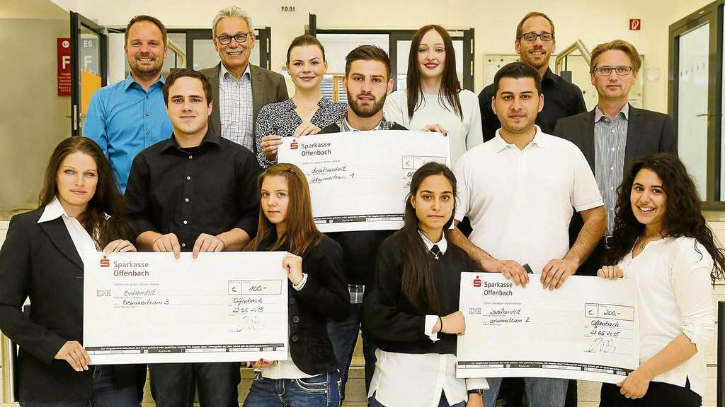 Kößler Babenhausen marketingprojekt an theodor heuss schule in offenbach zur biotonne