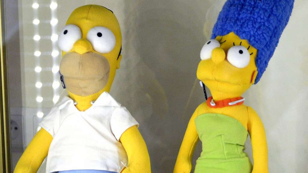 Homer, Marge Simpsons